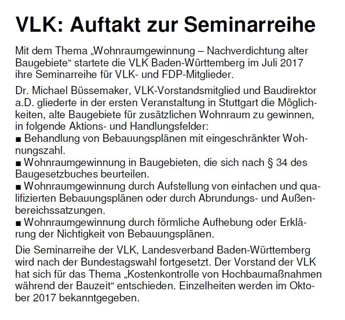 VLK Seminare1